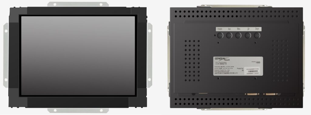 10.4型組み込み式タッチパネルモニター「OTL104」